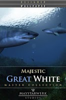 Screenshot of GREAT WHITE WALLPAPER