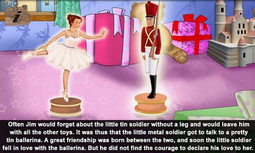 【免費書籍App】Tin Soldier : Story Time-APP點子