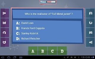 Screenshot of Quiz Party