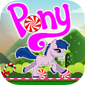 Little Pony Run APK Descargar