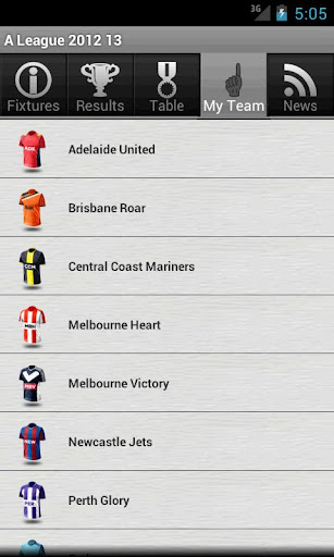 A League