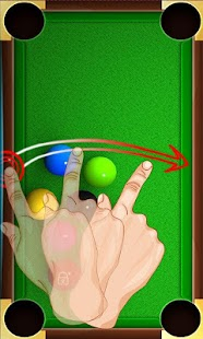 Snooker LockScreen - screenshot