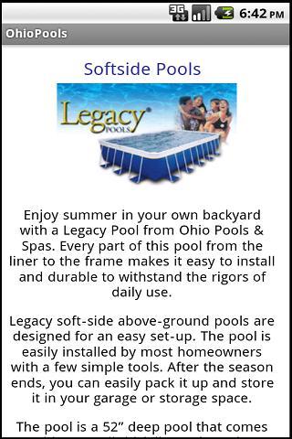 Ohio Pools and Spas