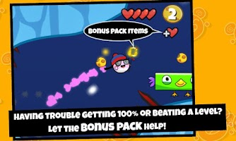 Screenshot of Bouncy Mouse