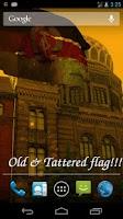 Screenshot of East Germany Flag LWP