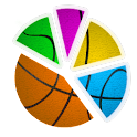 MyBasketStats icon