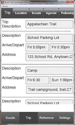 【免費旅遊App】Scout Trip Coordinator-APP點子