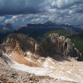 Alps by Alik Zlotnik - Landscapes Mountains & Hills ( italy, alps )