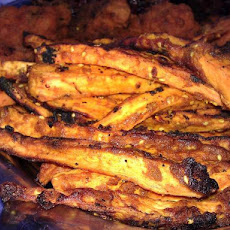 Tasty Tandoori  Sweet Potatoes
