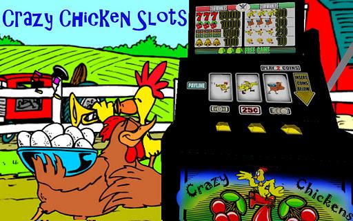★ Crazy Chicken Slots FREE