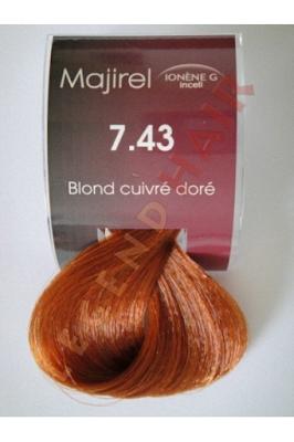 acheter majirel ionene g incell n blond cuivr dor marseille chez delta beaut. Black Bedroom Furniture Sets. Home Design Ideas