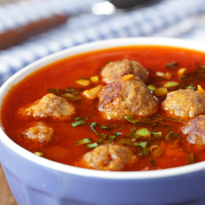 Kosher Italian Wedding Soup