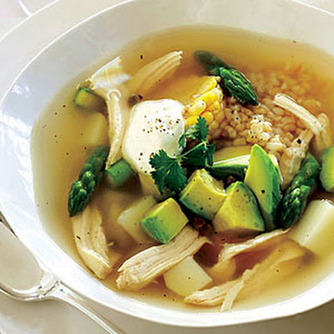 Colombian Chicken Soup Recept | Yummly