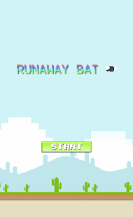 Runaway Bat - screenshot