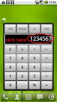 Screenshot of Calculator Widget (Free)