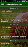 Screenshot of Cricket Live Score