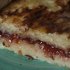 Jammy French Toast / Hot Jam Sandwich