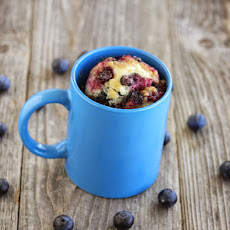 Sour Cream Streusel Blueberry Muffins Recipe | Yummly