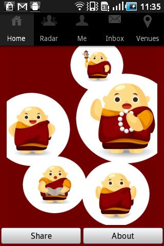 Buddhist Circles