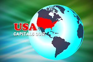 Screenshot of Capitals of USA