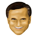 Dancing Mitt Romney icon