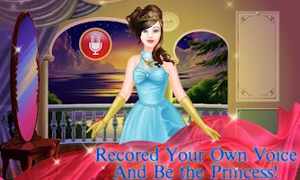Screenshot of Fairy Tale Princess Dress Up
