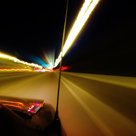 by Jesse Kilmon - Abstract Light Painting ( Urban, City, Lifestyle )