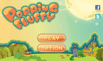 Screenshot of Popping Fluffy Lite