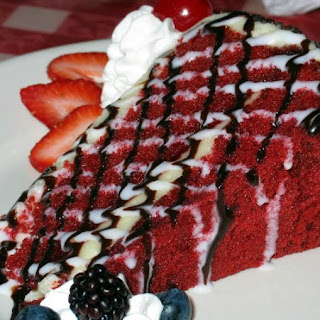 Louisiana Red Velvet Cake