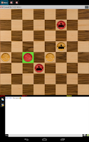 Screenshot of CHECKERS ONLINE (free)