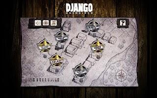 Screenshot of Django's Bounty Hunter 1800