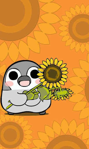 Pesoguin LWP Sunflower Penguin