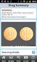 Screenshot of iPharmacy Pill ID & Drug Info