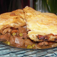 Sirloin Tip Pot Pie