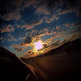 Lovely sunset by Joe Thola - Instagram & Mobile Instagram