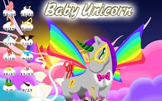 Screenshot of Baby Unicorn