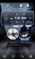 Screenshot of New Batboy MXHome Theme