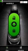 Screenshot of Car alarm security free