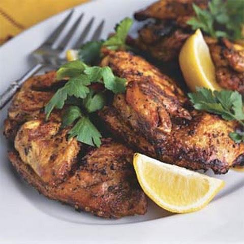 Grilled Peanut-Lime Cornish Hens Recipe | Yummly