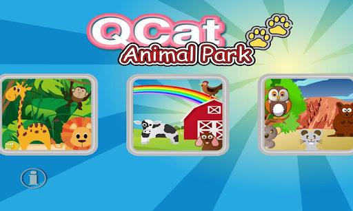 QCat - 幼兒的動物園 免費