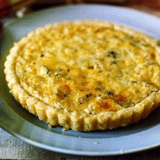 Leek, Corn, and Mascarpone Tart Recipe