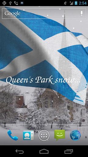 【免費個人化App】3D蘇格蘭國旗LWP-APP點子