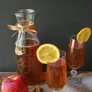 My Mamma's Hot Apple Cider (No Sugar Added)