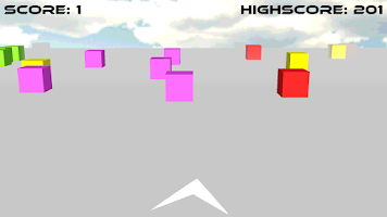 Screenshot of Cube Runner (No Ads)