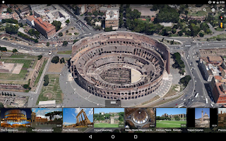 Screenshot of Google Earth