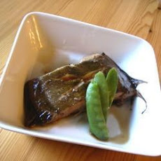 Japanese Steamed Fish