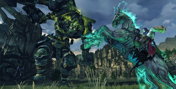 Darksiders II returns to the Wii U eShop