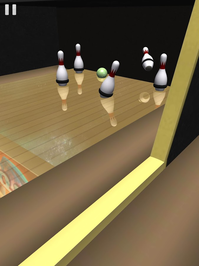 Galaxy Bowling ™ 3D Screenshot 5