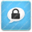 Cryptosgraphy Message icon