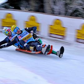 by Stane Gortnar - Sports & Fitness Snow Sports